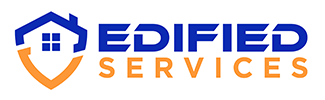 Edified Services Gutter Cleaning Logo